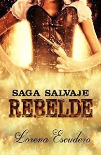 (Reseña) Rebelde by Lorena Escudero
