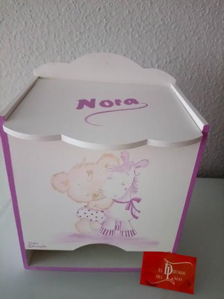 Quieres un regalo personalizado para un bebe?