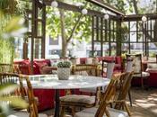 Restaurante Graciela: delicado jardín escondido Plaza Castilla