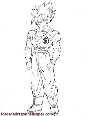 Descargar Imagenes De Goku Dibujado Con Vegeta Para Celular Paperblog