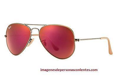 modelos de gafas de sol ray ban para mujer aviator