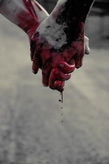 Micro relato terror: sangre derramada