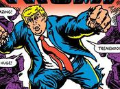 Unquotable Trump, comics villano anunciado.