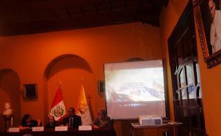 """IX Coloquio Internacional """"Hacia el Bicentenario de la Independencia del Perú"""","""