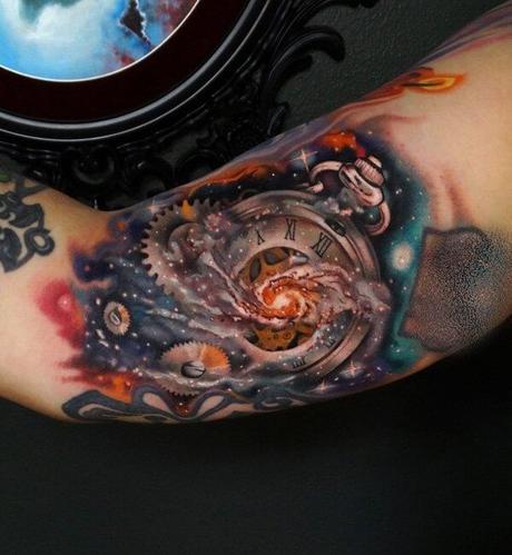 20 Tatuajes de planetas