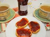 Mermelada caquis naranja jengibre
