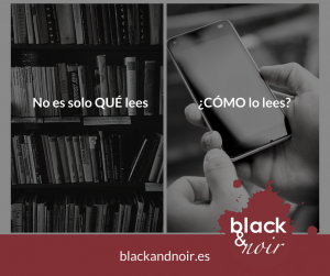Black & Noir: manual de uso