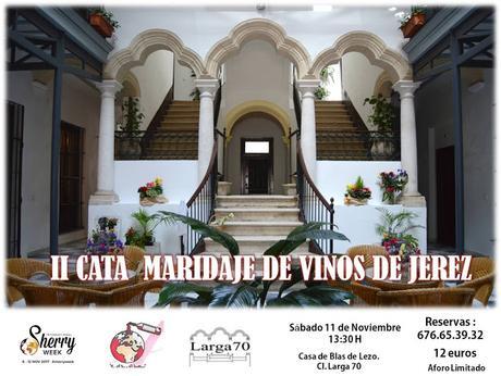 International Sherry Week 2017. Vinos de Jerez.