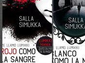 [NOVEDAD] Trilogía llamo Lumikki Salla Simukka
