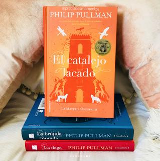 El catalejo lacado • Philip Pullman || Reseña Libro