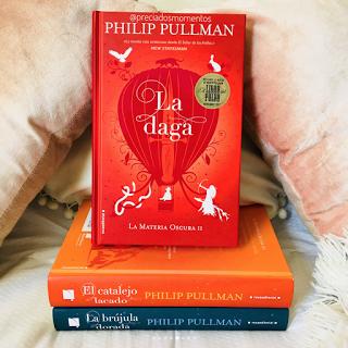 La daga • Philip Pullman || Reseña Libro