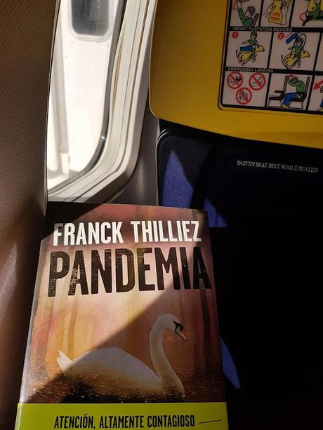 Pandemia, Frank Thilliez