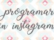 Como programar fotos instagram