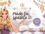 """Essence """"made sparkle"""" nueva edición limitada"""