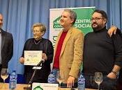 Entrega premio internacional poesía covibar ciudad rivas marta