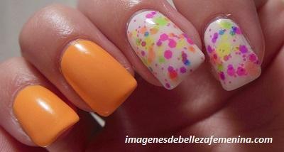 modelos de uñas para fiesta decoracion