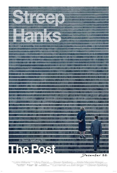 Trailer de LOS ARCHIVOS DEL PENTÁGONO, lo nuevo de Spielberg con Streep y Hanks