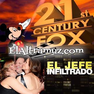 Expediente Altramuz 3x10 - Disney y la dominación mundial, el caso Weinstein y el Jefe Infiltrado