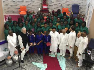 DIVINA VISITA A ENUGU, NIGERIA – 6, 7 y 8 de noviembre de 2017