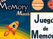 Star Memory Match juego memoria para aprender jugando