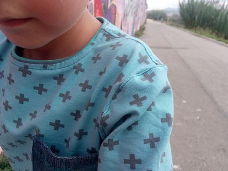 Camiseta Stripes and Lines Ottobre Design