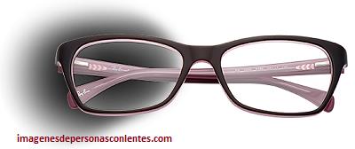 gafas ray ban graduadas para mujer rosas