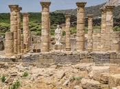 Antigua ciudad romana baelo claudia. playa bolonia, tarifa (cádiz)