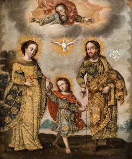Pintura virreinal en los Andes: Colección Celso Pastor de la Torre en el ICPNA de Miraflores