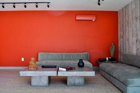 Contemporáneo Salón by Dot Design Group