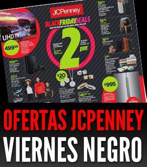 ofertas jcpenney viernes negro black friday