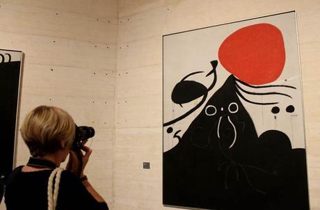 Fundación Pilar y Joan Miró de Palma qué hacer en Mallorca en invierno