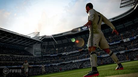 Detalles de la actualización 1.05 de FIFA 18