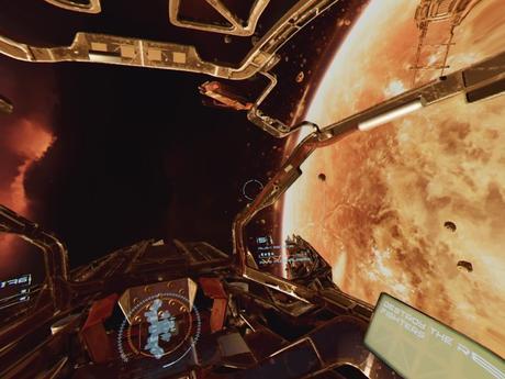 Análisis End Space – Acción sin limites en el espacio profundo