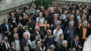 Revisando cifras de alcaldes independentistas