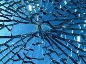 Cristales rotos.
