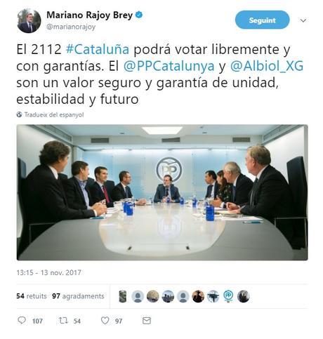 2112, el soliloquio alucinatorio del gobierno Rajoy