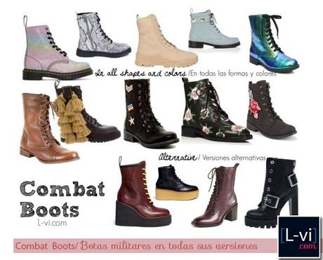 [FW2017] Boots, boots boots!