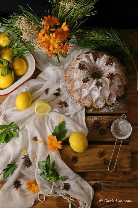 bizcocho-de-limon-y-anis, lemon-and-anise-bundt-cake