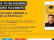 ¡SOMOS FINALISTAS Blogueros Cocineros Canal Cocina!
