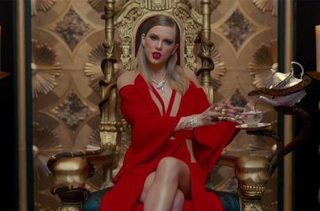 La doble fachada de Taylor Swift