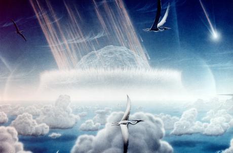 El asteroide que mató a los dinosaurios pudo haber golpeado el peor punto en el planeta