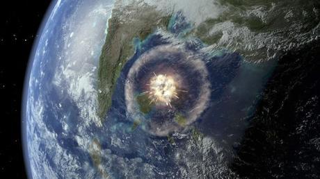 asteroide chicxulub golpeó