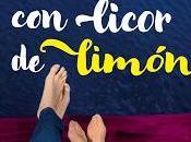 Reseña Amore escribe licor limón, Olivia Ardey