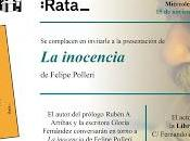 "Presentación Inocencia"" Felipe Polleri"