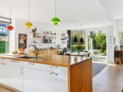 Casa danesa acondicionada para vida familiar