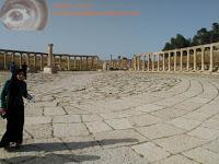 Visitar Gerasa, ruinas romanas al Norte de Jordania