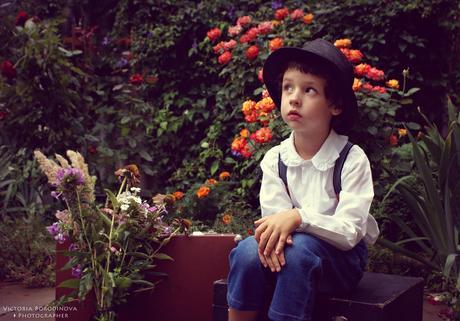 """""""Los niños no son árboles bonsái, son flores silvestres"""""""