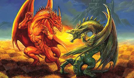 Dragonchess, de Gary Gygax