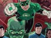 Green Lantern Stark Trek