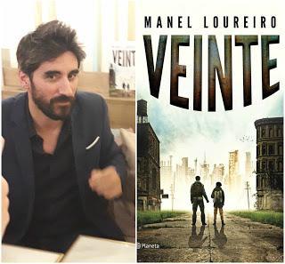 ENCUENTRO CON MANEL LOUREIRO (VEINTE)